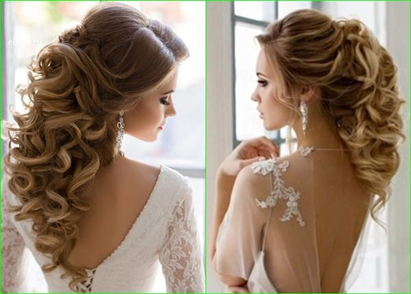 Fashionable Lifestyle Modern Bridal Hairstyles 2017