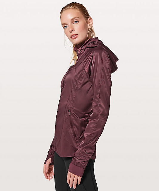 lululemon goal-crusher-jacket redwood