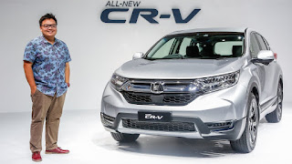 Honda's New Honda CR-V Equipped with Advanced Technology news in hindi