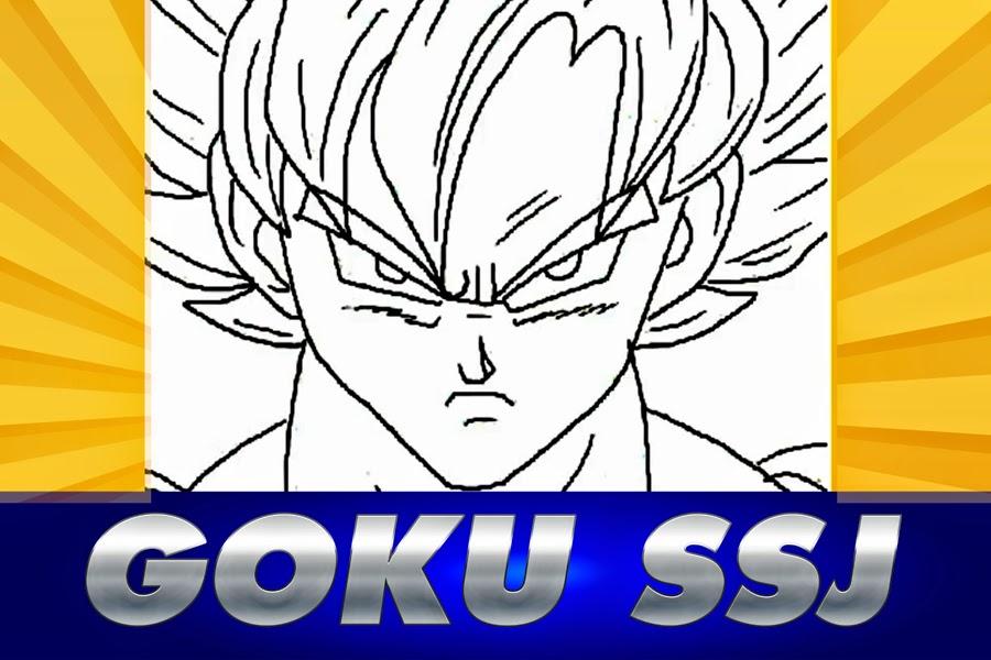 Como Dibujar A Goku Super Sayayin: MONITOONS CARTOONS: NUEVO VIDEO Monitoons