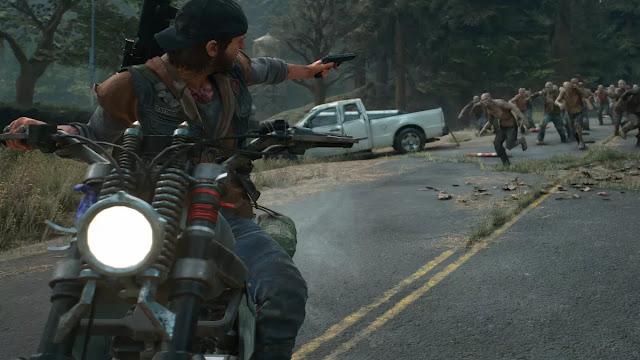 الكشف عن أول صور خريطة لعبة Days Gone الكاملة و نظرة أقرب عن عالمها..
