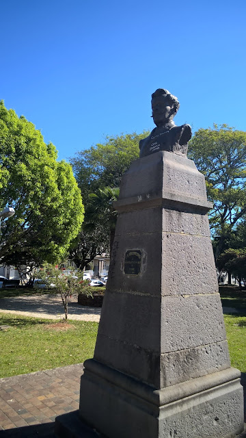 Praça Vespasiano Corrêa, Guaporé