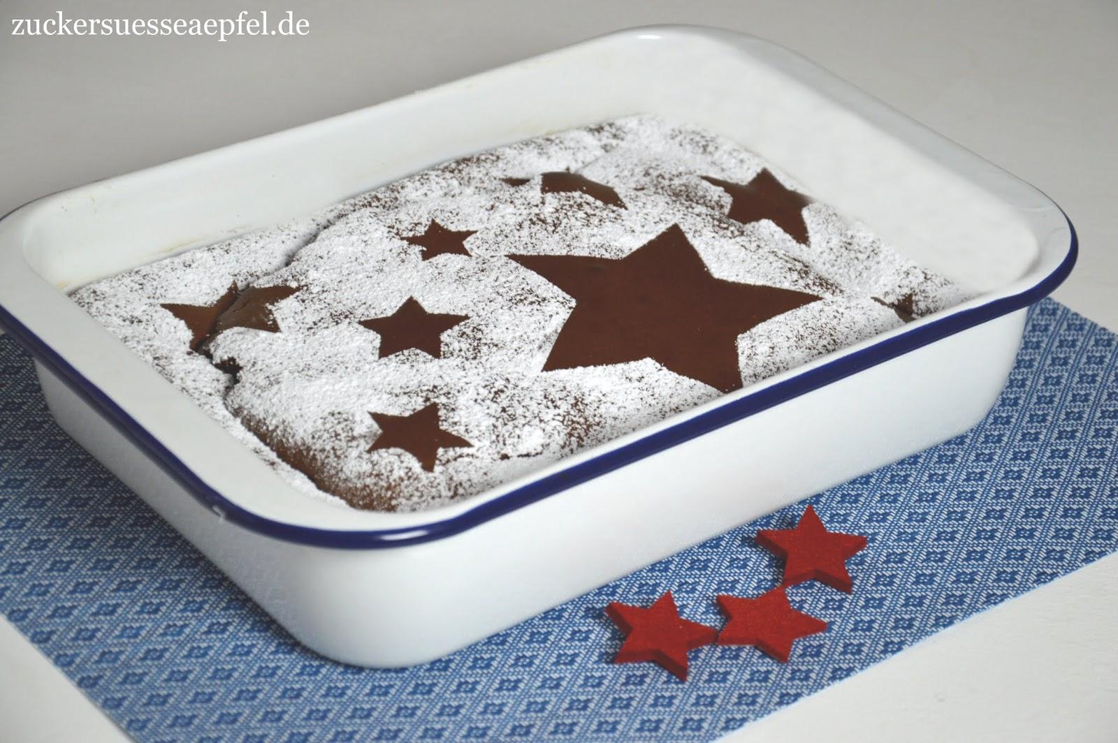 Ein Rezept Fur Einen Danischen Schokoladenkuchen Zuckersusse