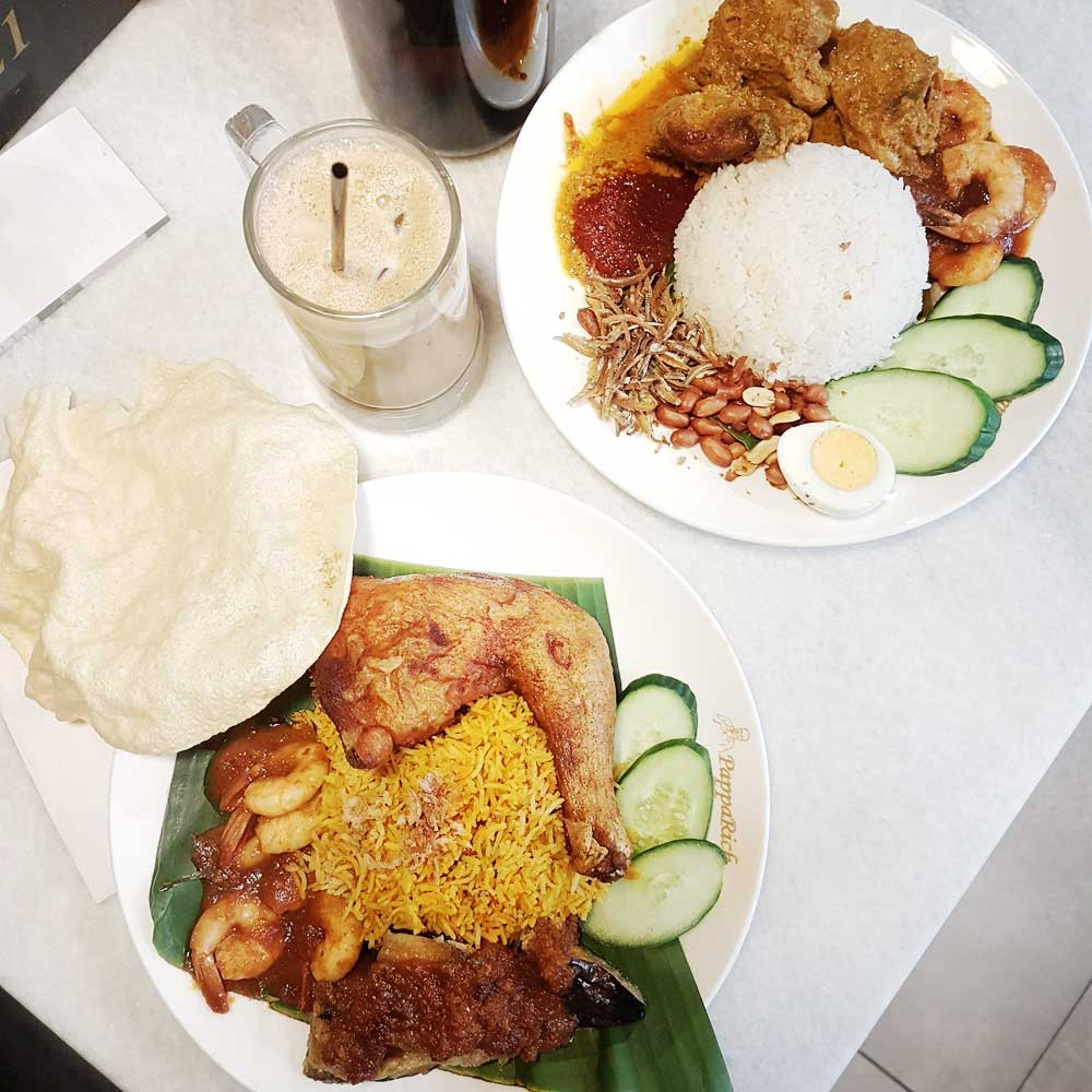 PappaRich Malaysian Delights: Down Under Travel Guide: What You Can Eat and Do in Sydney