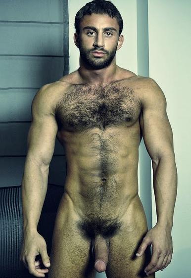 naked lebanese men