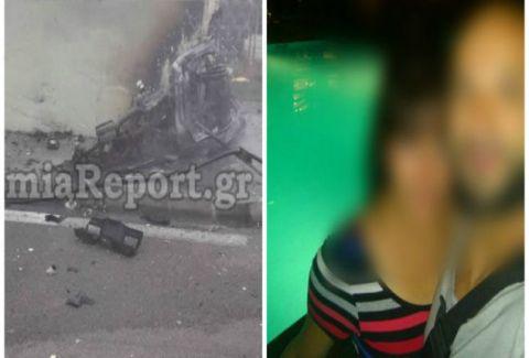 """""""Σκοτώθηκα και εγώ μαζί τους"""": Σπαράζει καρδιές η αδελφή της 33χρονης που σκοτώθηκε με το παιδί της στην Εθνική Οδό!"""