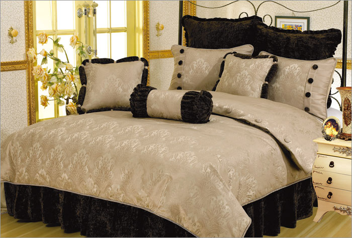 Shopping online: Different types of Bed sheets: