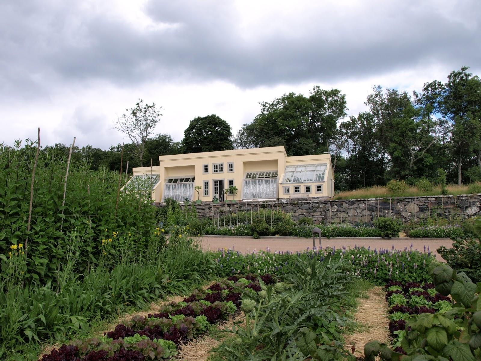Trädgård i torslanda: gunnebo trädgårdar