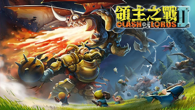 Download Clash of Lords 2 New Age Apk Data Game