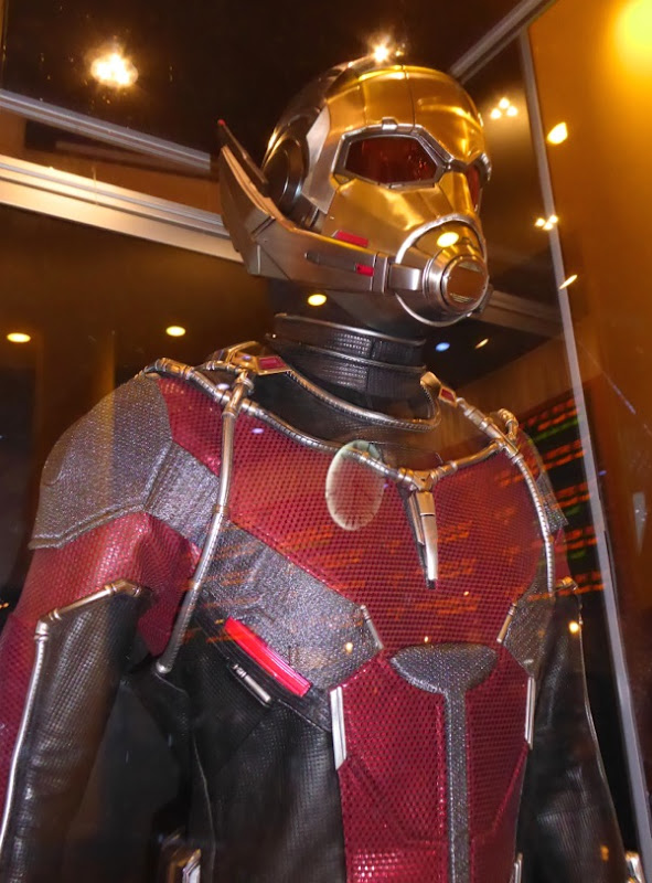 Captain America Civil War Ant-Man costume