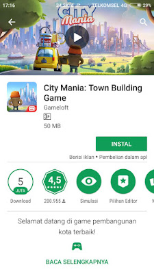 City Mania Town Building