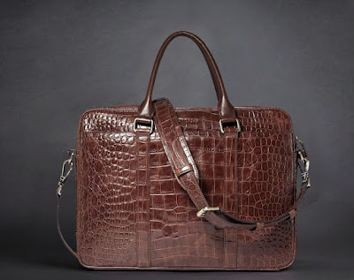 Dapper & Dandy. 3 Crocodile Briefcase Styles Under $2000 To Pay Attention To