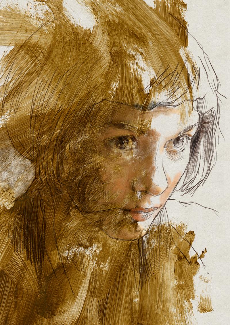 Portrait 269 Audrey Tautou