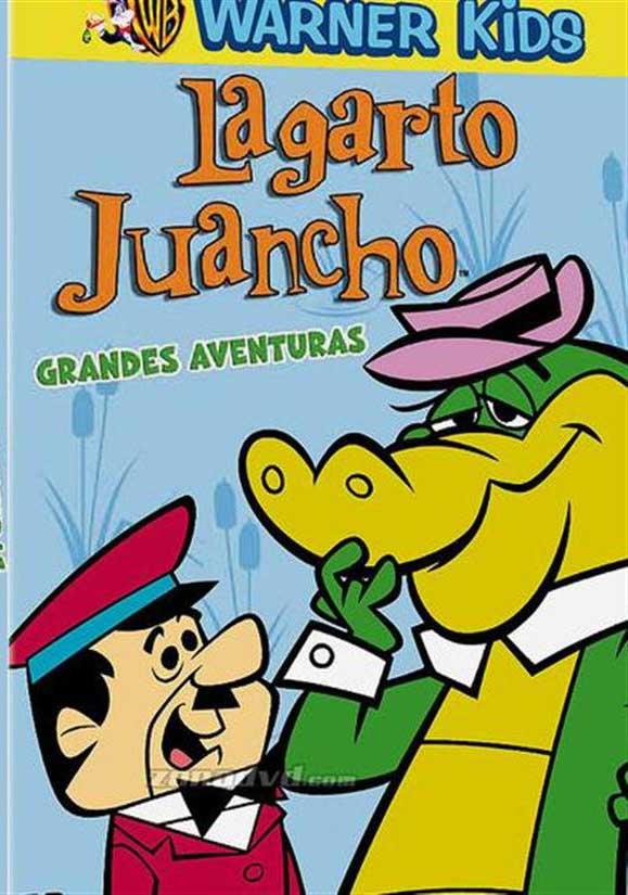 Imagenes de dibujos animados: El Lagarto Juancho