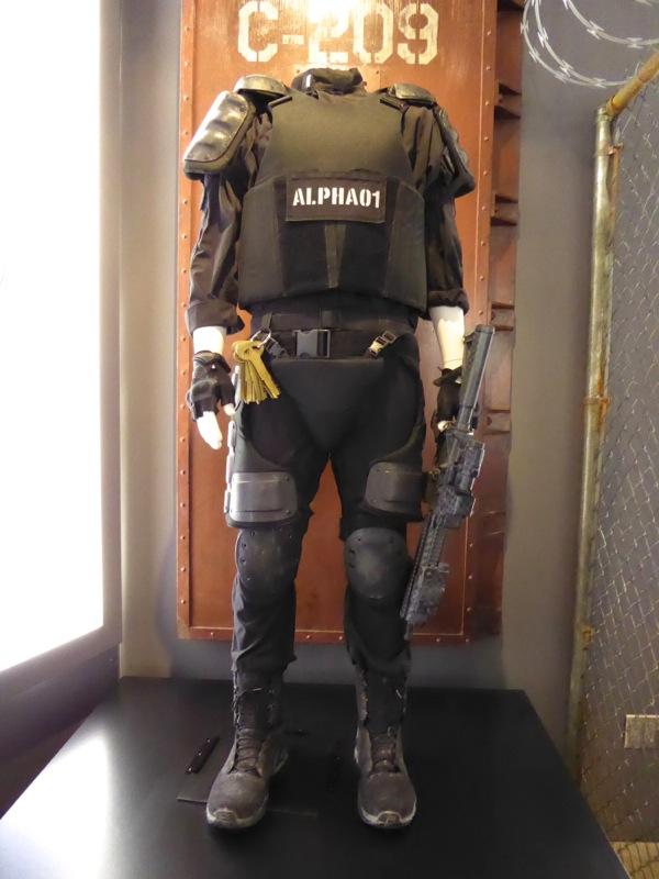 Rick Flag Suicide Squad film costume