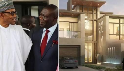 Update On Ike Ekweremadu's 22 Houses