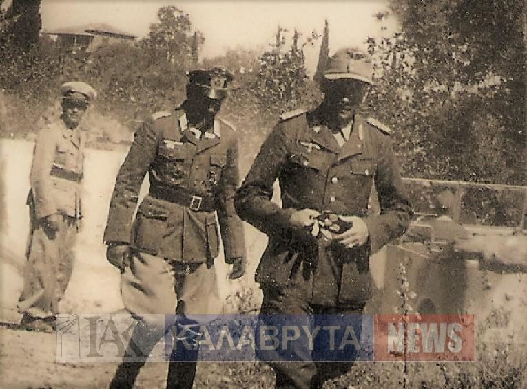 10 Δεκεμβρίου 1943 - Εκτελέσεις σε Βραχνί και Πριόλιθο - Οι τελευταίες οδηγίες πριν από τη σφαγή των Καλαβρύτων