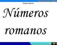 http://cplosangeles.juntaextremadura.net/web/edilim/curso_4/matematicas/numeros_romanos_4/numeros_romanos_4.html