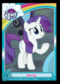 MLP Rarity Series 5 Trading Card