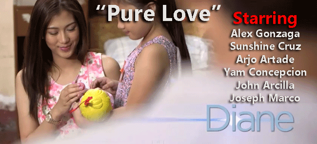 Pure Love Trailer from ABS-CBN Released