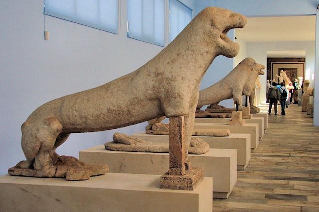 Museus em Mykonos, Grécia