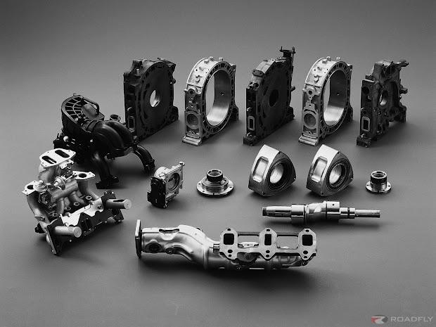 Wankel Rotary Combustion Engine Innovatize