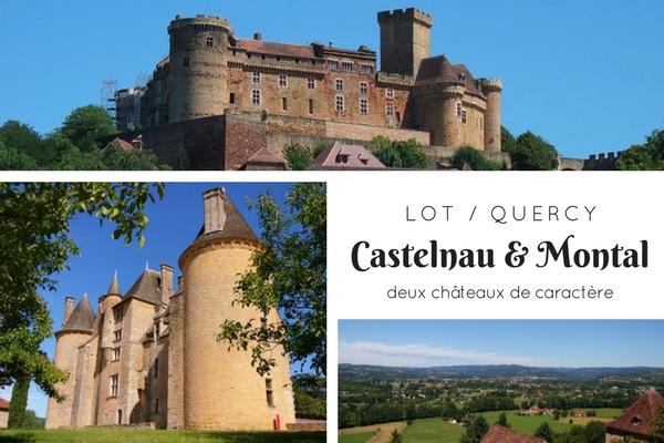 france lot vallée dordogne château castelnau bretenoux montal quercy