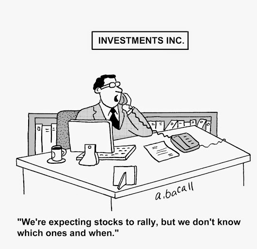 Some Financial Guys, Stockbrokers and Advisors do provide value