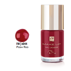 FM Group n044 Nail Lacquer Gel Finish