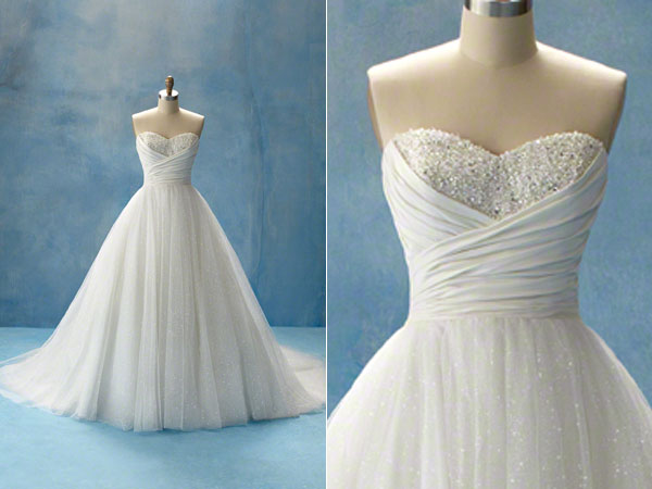 Blog Da Quiz: Vestido De Noiva Disney