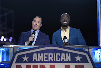 American Ninja Warrior Hosts Matt Iseman and Akbar Gbaja-biamila