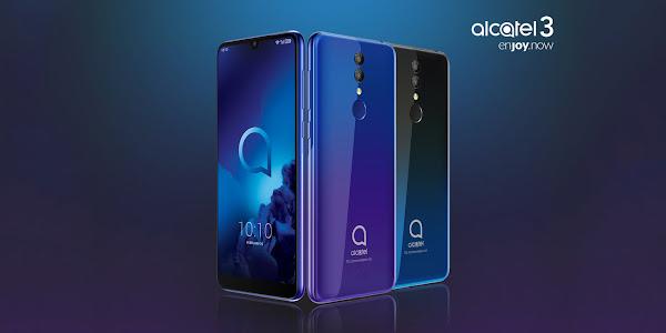Alcatel 3 (2019) - Specs