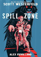 Review of the Spill Zone by Scott Westerfeld
