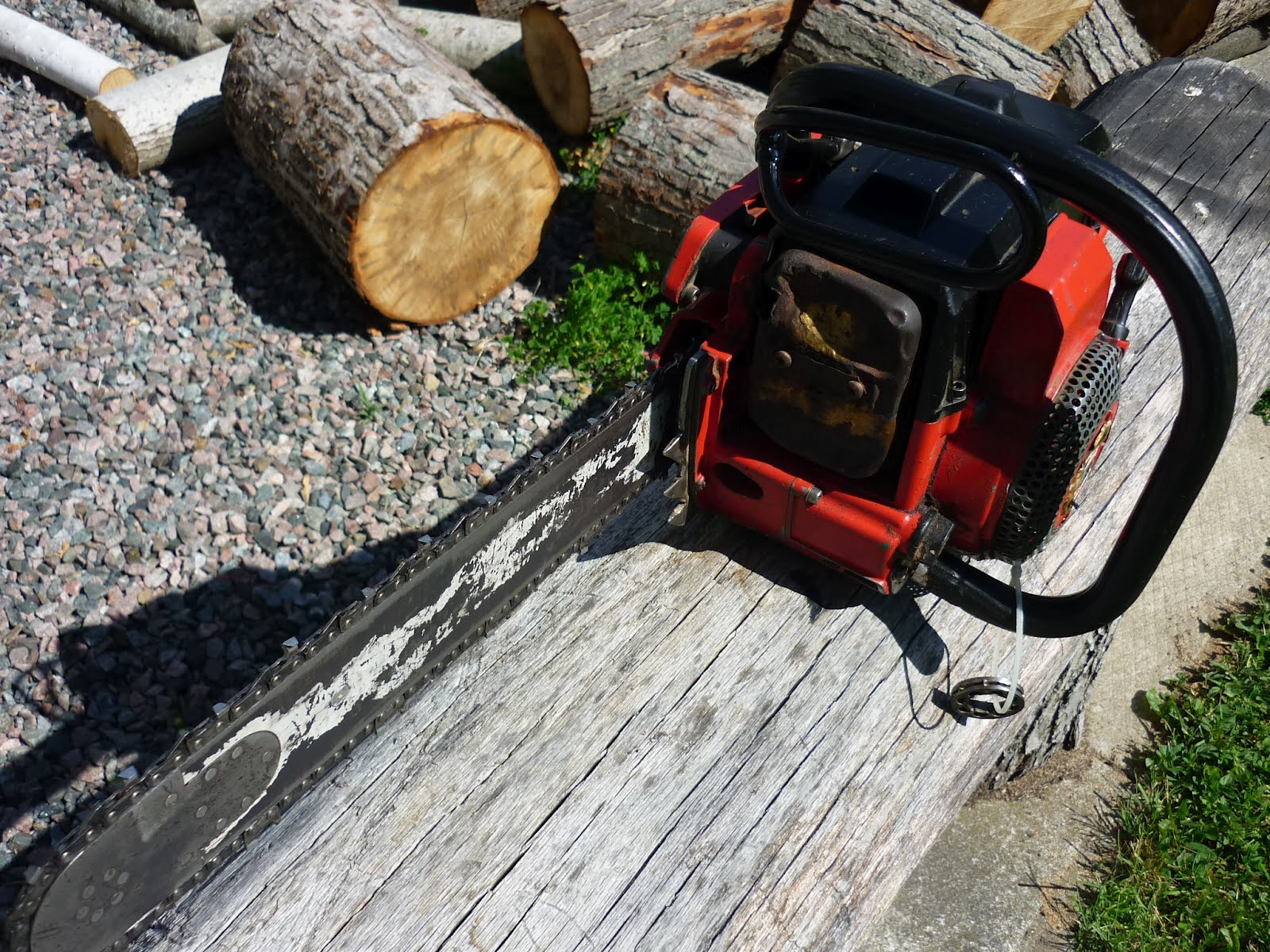Vintage Chainsaw Collection Jonsered 70