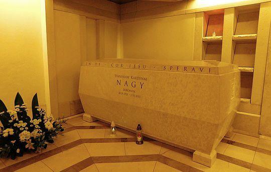 Sarkofag Kardynała Nagy.