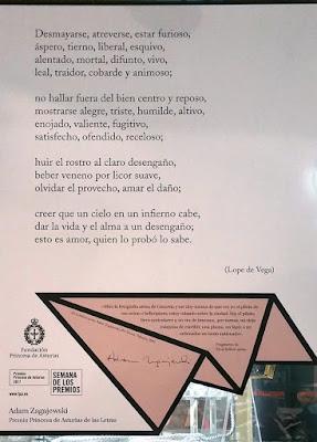 Poesía en Oviedo, #EncuentraVersos