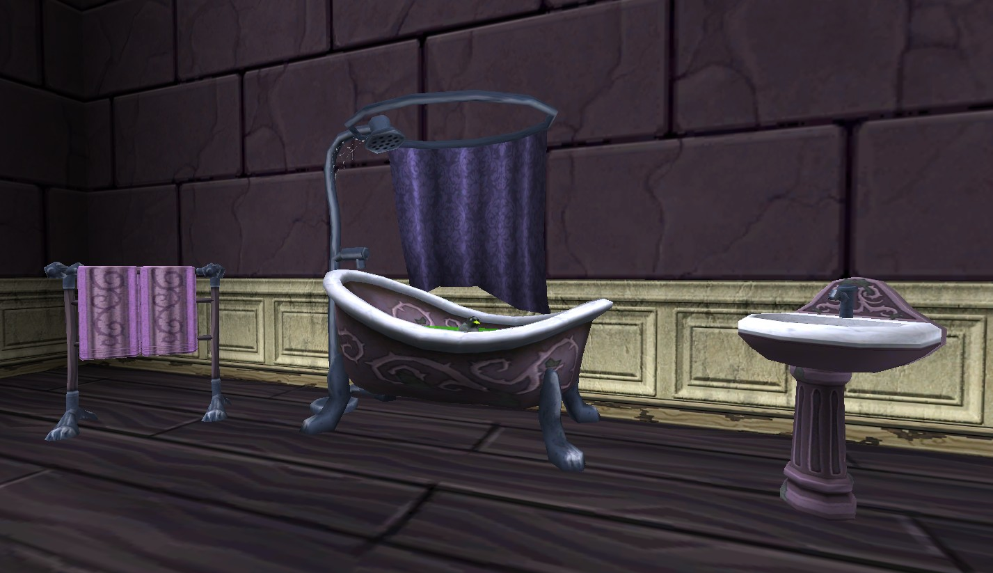 New School Furniture From Wizard101 Stars Of The Spiral