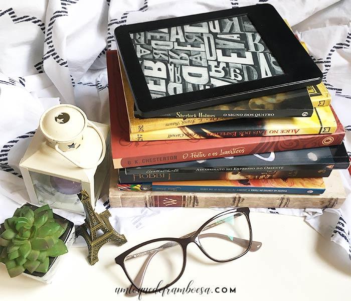Lista com meus 10 livros favoritos e indicados
