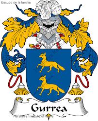 EL ORIGEN DE LOS LÓPEZ DE GURREA, escudo