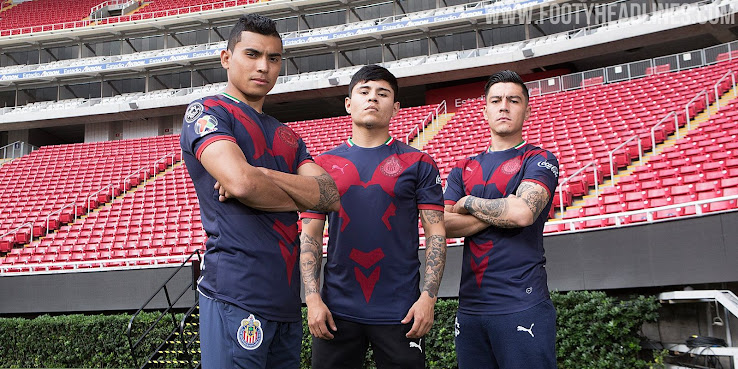 quality design 43428 47429 Chivas 2019 Third Kit Revealed - Footy Headlines