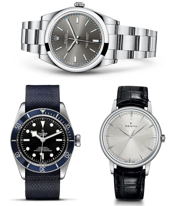 How would you spend £10,000 on a watch-