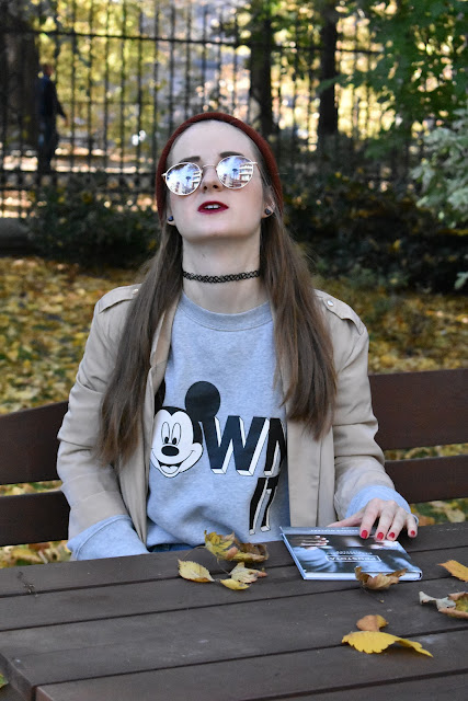 MODA ZA GROSZE – Autumn LOOK – Streetwear