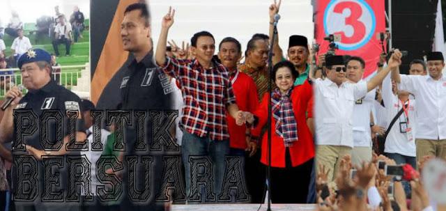 Ketika Megawati, SBY & Prabowo Turun Gunung di Pilgub DKI