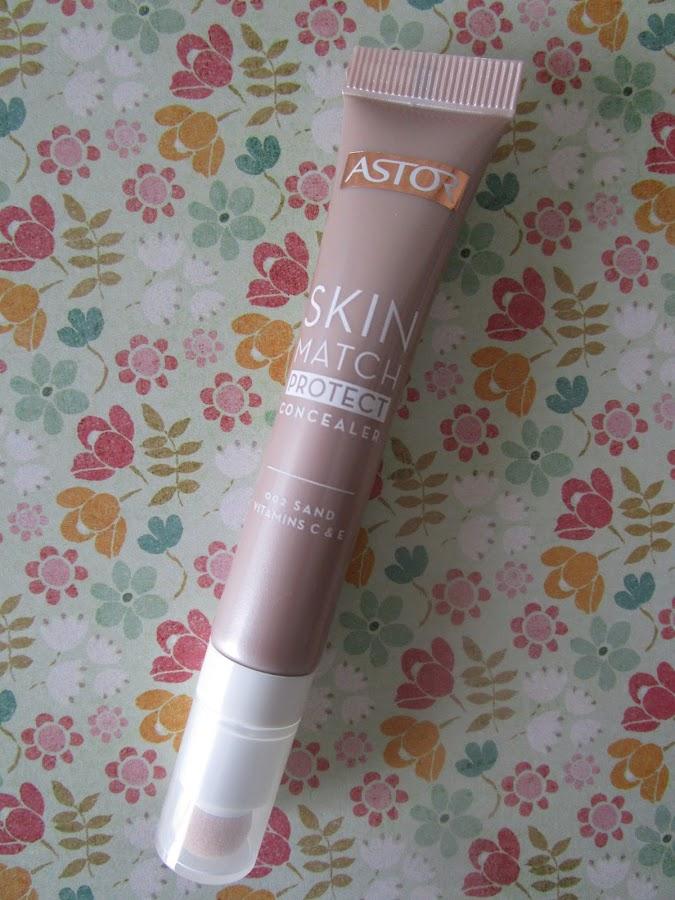 Skin Match Protect Concealer de Astor