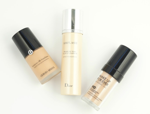 foundation reviews for dry skin