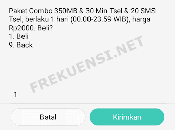 Paket Internet Combo Telkomsel