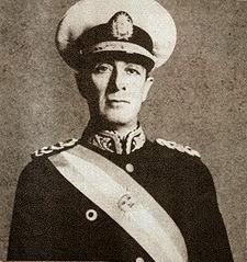 Pedro Pablo Ramirez - Presidentes de la República Argentina - Presidentes Argentinos