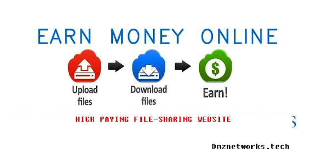 make money uploading files