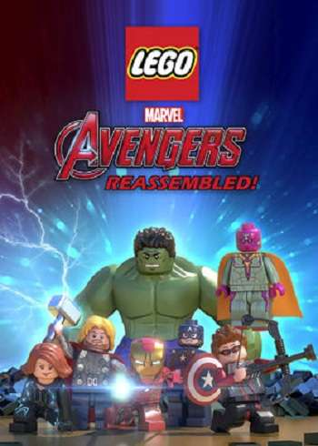 Lego Marvel Super Heroes Avengers Reassembled 2015 Hindi Dual Audio WEBRip Full Movie Download