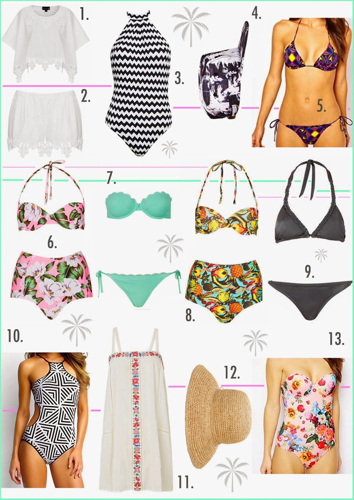 13 Swimwear Items That ROCK